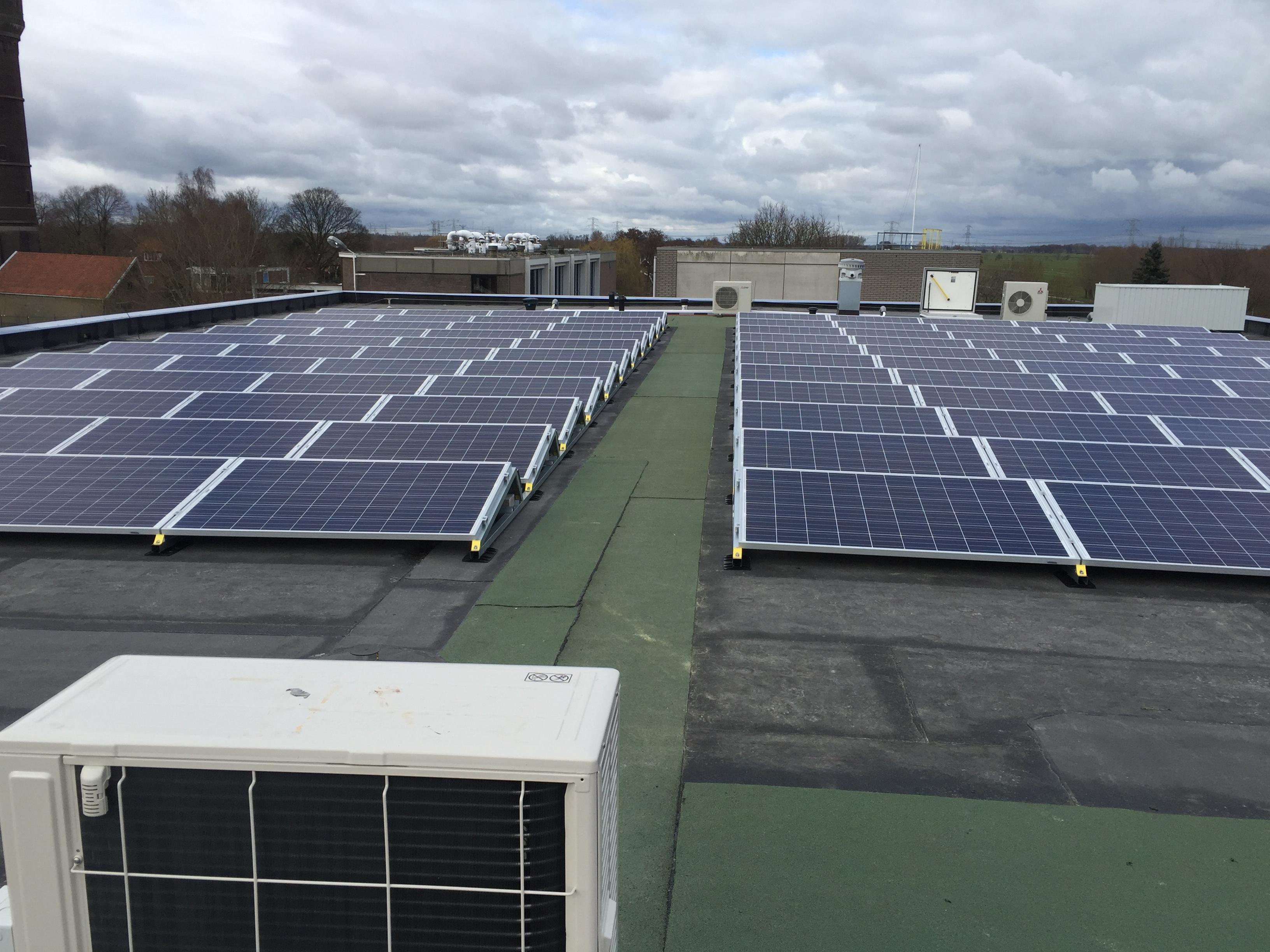Oasen Paneel eerste stap naar energieneutraal oasen oasen nl